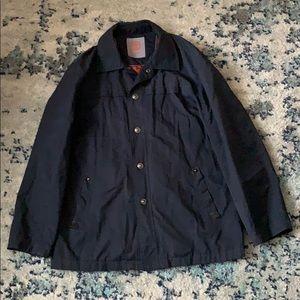 Versace Dolm Italy color men's navy jacket